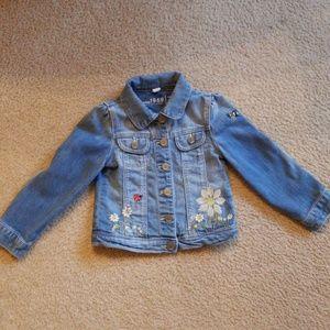 Gap jean jacket size 4